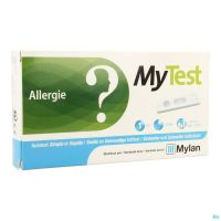 My Test Allergie (autotest) Sachets 1