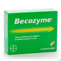Becozyme 60 Comprimés