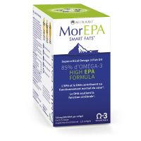 Morepa Smart Fats Family Pack 2x60 Gélules