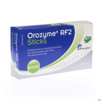 Orozyme Rf2 Sticks S < 10 Kg Vétérinaire 2x14