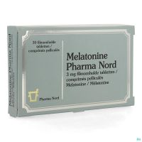 Mélatonine Pharma Nord 3mg Comp Pell 30 X 3mg