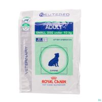 Royal Canin Chien Vet Care Nutrition Weight & Dental Nt A