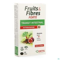 Ortis Fruits & Fibres Forte Comp 12
