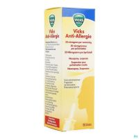 Vicks Anti Allergie Spray Nasal 150 Doses