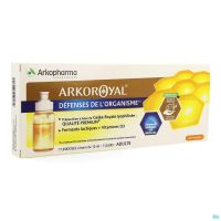 Arkoroyal + Probiotique Adt 7 Doses