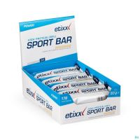 Etixx High Protein Bar Coconut Vanille 1