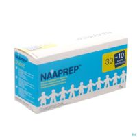 Naaprep Sérum Physiologique Ampoules 30+10 x 5 Ml