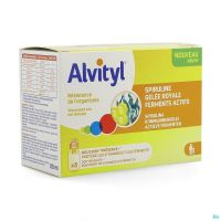 Alvityl Resist Fiole 8x10ml