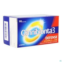 Omnibionta-3 Defense Pot Comprimés 90