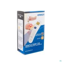 Omron Thermomètre Frontal Gentle Temp 720 1