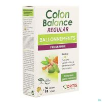 Ortis Colon Balance Regular Comp 36