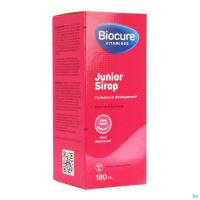 Biocure Vitamines Junior 180 Ml