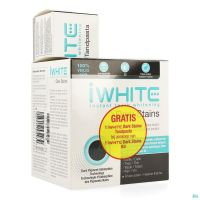 Iwhite Dentifrice Dark Stains Tube 75ml