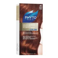Phyto Color 6c Blond Fonce Cuivre Pc981