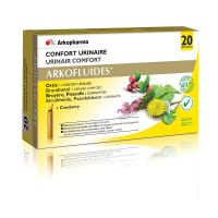 Arkofluide Confort Urinaire 20 Unicadoses