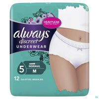 Always Discreet Incont Pants M Taille Ba