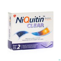 Niquitin Clear 21 Patchs 14 Mg