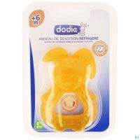 Dodie Anneau Dentition Refrigere Lapin Orange