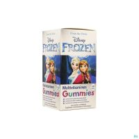 Disney Multivitamines Frozen Gummies 120