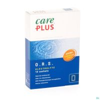 Care Plus Ors 12 Sachets