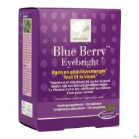New Nordic Blue Berry Eyebright Comp 120