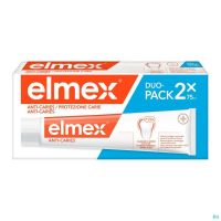 Elmex Dentifrice Anti-caries Bitube 75 Ml