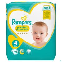 Pampers Premium Protection Carry Pack S4 24