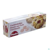 Prodia Biscuit Fruits + Edulcorant 125 G