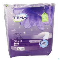 Tena Lady Pants Night L 797617 7 Pièce