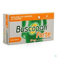 Buscopan Forte 20mg Comp Pell 30