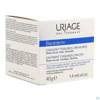 Uriage Bariederm Fissures-crevasses Onguent 40g