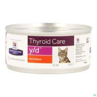 Hills Y D Feline Chat Prescription 1496 156