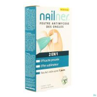 Nailner Pen 2 En 1 4 Ml