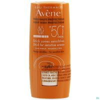Avene Sol Ip50+ Stick Zones Sensibles 8ml