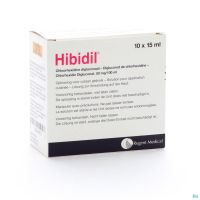 Hibidil 10 X15 Ml Unit Dose