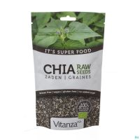 Vitanza Hq Superfood Chia Raw Seeds 200