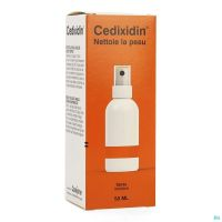 Cedixidin Spray Solution Nettoy 50 Ml