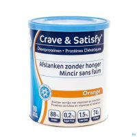 Crave & Satisfy Proteines Diet Orange 20