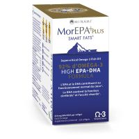 Morepa Plus Orange 120 Gélules