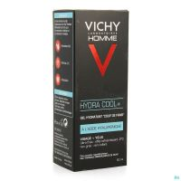 Vichy Homme Hydra Cool+ Gel 50ml