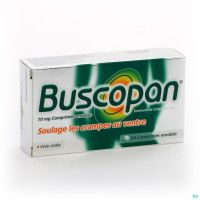 Buscopan 50 Dragées 10 Mg