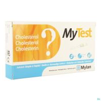 My Test Cholesterol (autotest) Blister 2