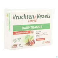 Ortis Fruits & Fibres Forte Cubes 24