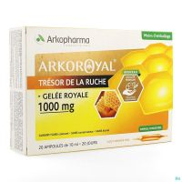 Arkoroyal Gelee Royale 1000mg Amp 20x10ml