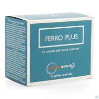 Ferro Plus Nat Energy 30 Gélules