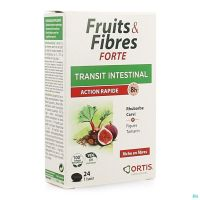 Ortis Fruits & Fibres Forte Comp 24