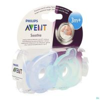 Philips Avent Sucette Sooth Beer +3m 2