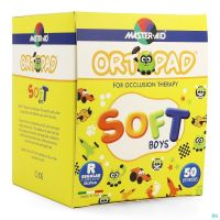 Ortopad Boys Soft Regular Compresses Oculaires 50 Pièces
