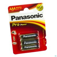 Panasonic Lr03 1x4 Aaa Batteries