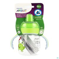 Philips Avent Gobelet A/fuite Crabe 260ml